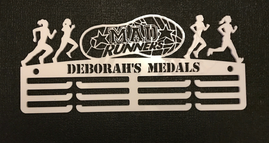 Mad Runners personalised